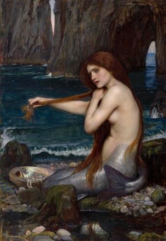 waterhouse mermaid
